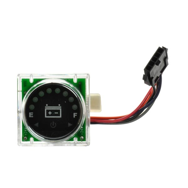 LED Battery Meter for Pride and Go-Go Scooters