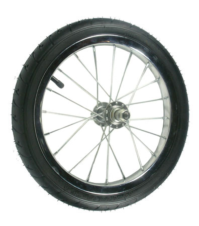 Razor Chopper Front Wheel Assembly