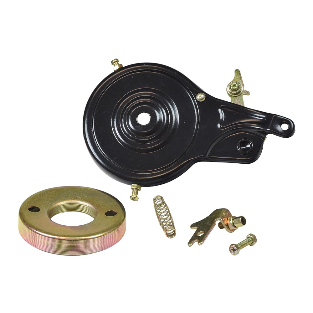 80 mm Rear Band Brake Assembly with Rotor & Spring