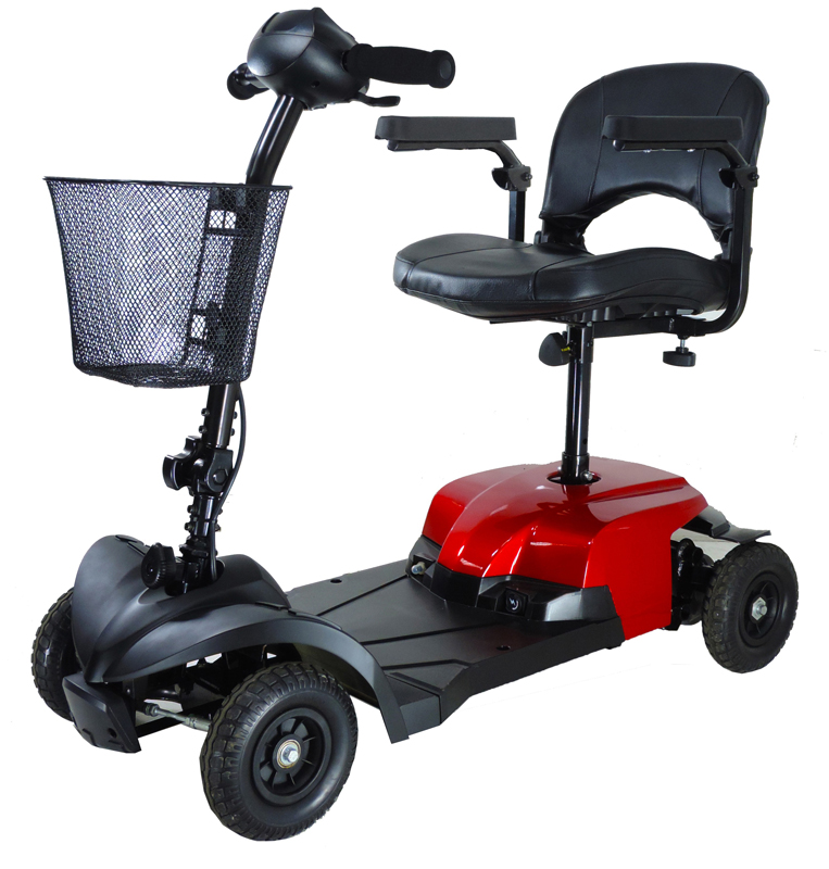 Bobcat 3 wheel compact scooter s38601 drive medical.