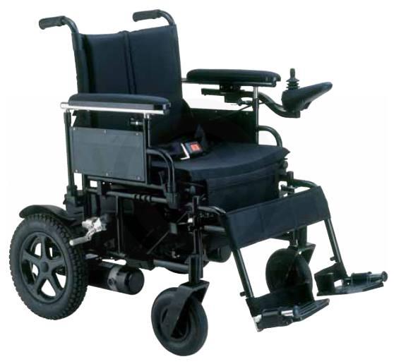 Drive Cirrus Plus EC Folding Power Chair (CPN) Parts