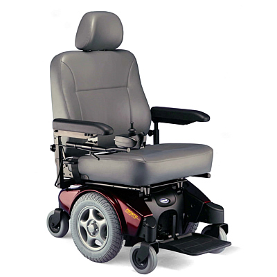 Invacare Pronto M94 with SureStep Parts