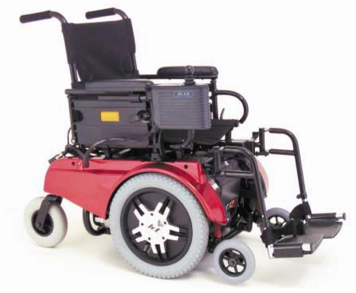 Jet 12 Power Chair Parts