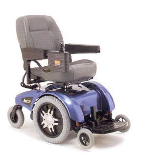 Jet 2/Jet 2 HD Power Chair Parts