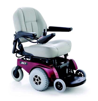 Jet 7 Power Chair Parts