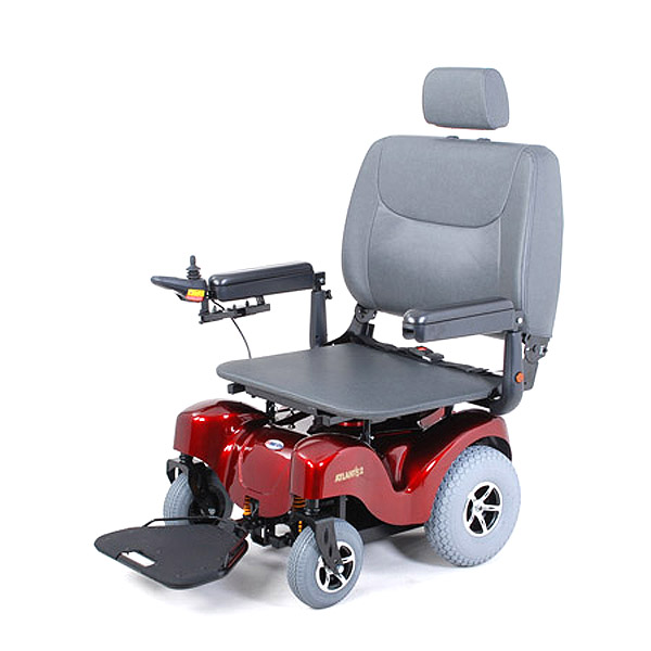 Merits Atlantis 2 (P720/P7201/P7202) Power Chair Parts
