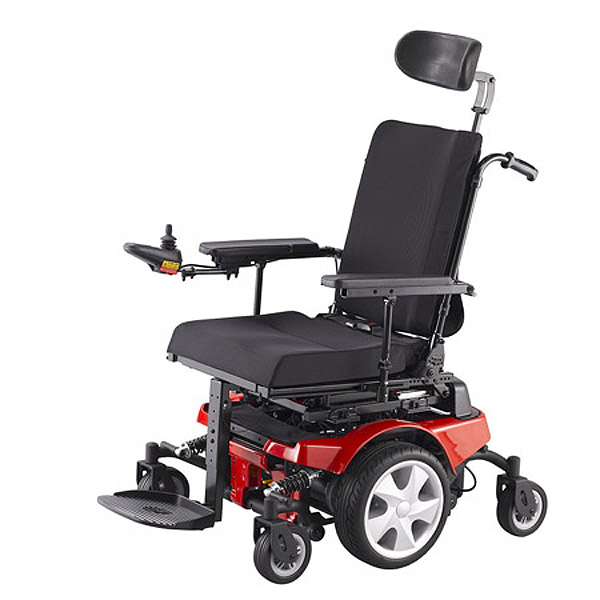 Merits Vector (P324) Power Chair Parts