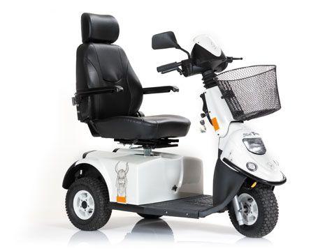 Pride Mini Crosser 3-Wheel (PMV130T3)