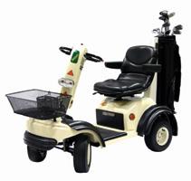 Shoprider GolfRider (GR889) Parts