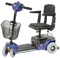 Shoprider Scootie (TE-787NA) Parts