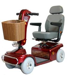 Shoprider Sprinter XL4 (889B-4) Parts - Shoprider Parts