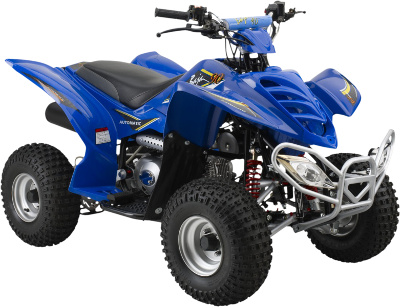 Baja 90 (BA90) 90cc ATV Parts