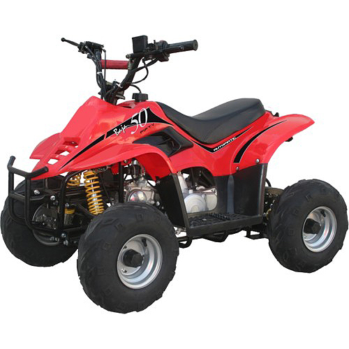 Baja BA50 49cc/50cc ATV Parts