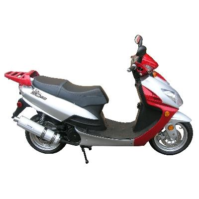 Baja Sun City (SC150) 150cc Scooter Parts