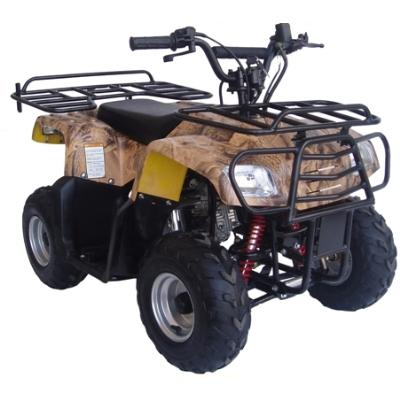 Baja Wilderness Trail 50 (WD50-U) 49cc/50cc ATV Parts
