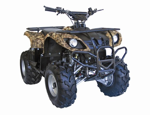 Baja Wilderness Trail 90 (WD90-U) 90cc ATV Parts - Baja Motorsports on