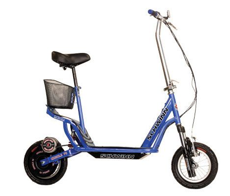 Schwinn Missile FS Electric Scooter Parts