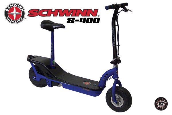 Schwinn S400 Electric Scooter Parts