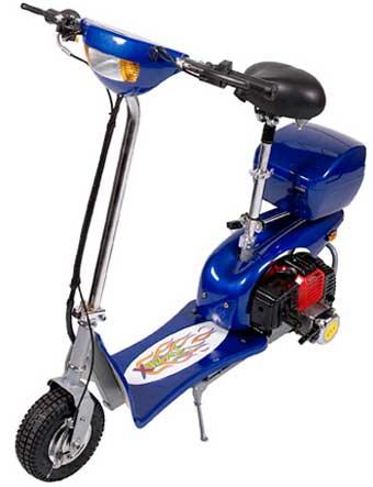 X-Treme XG-470 Scooter Parts