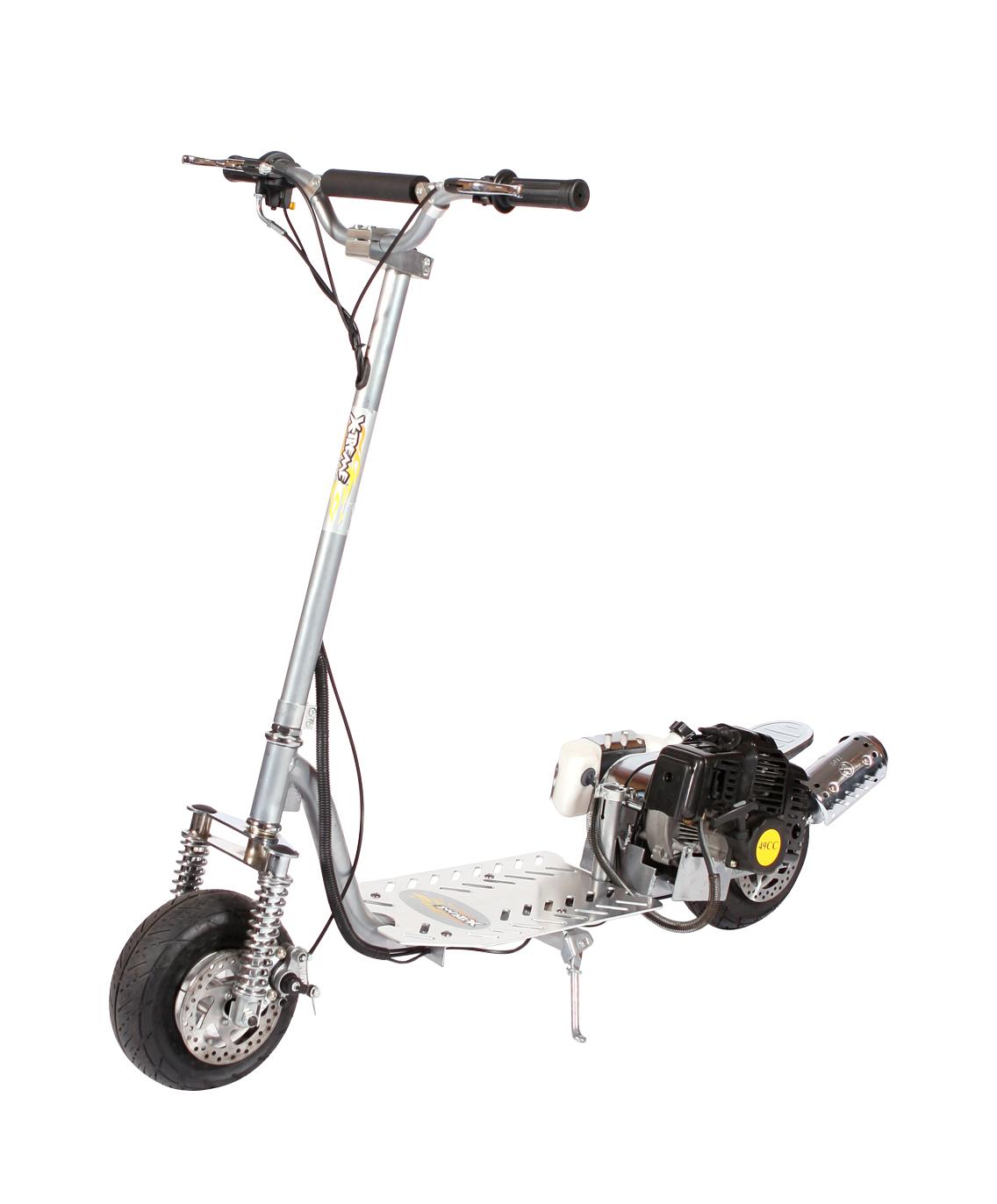 X-Treme XG-499 Scooter Parts