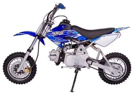 X-Treme XM-700 Bike Parts