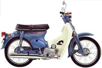Honda Cub C50 Parts