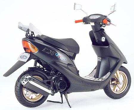 Honda Dio ZX-50 Parts