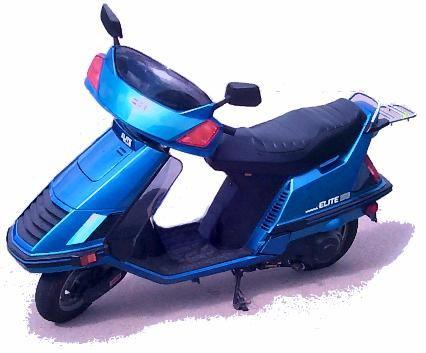 Honda Elite 125 (CH125) & Elite 150 (CH150) Scooter Parts