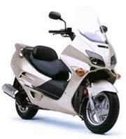 Honda Reflex NSS250 Scooter Parts