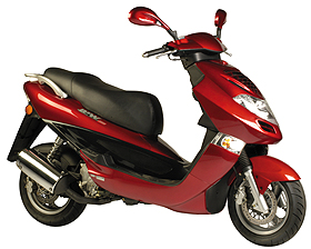 KYMCO Bet & Win 150 Scooter Parts