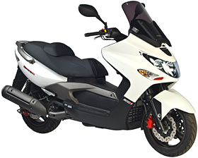 KYMCO Xciting 500Ri Scooter Parts