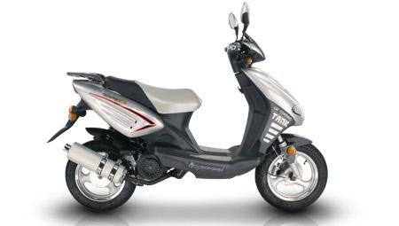 Tank® Urban Sporty 150 Euro (EE) Scooter Parts