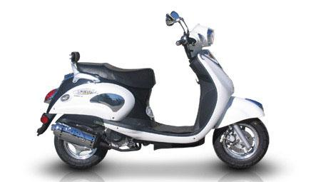 Tank® Urban Viaggio 150 Scooter Parts