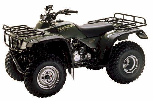 Honda FourTrax TRX300 ATV Parts