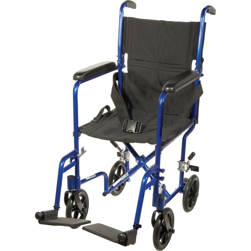Drive Aluminum Transport Chair Parts