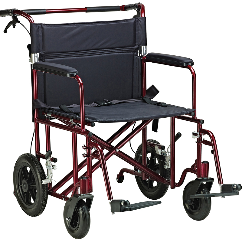 Drive Bariatric Aluminum Transport Chair Parts
