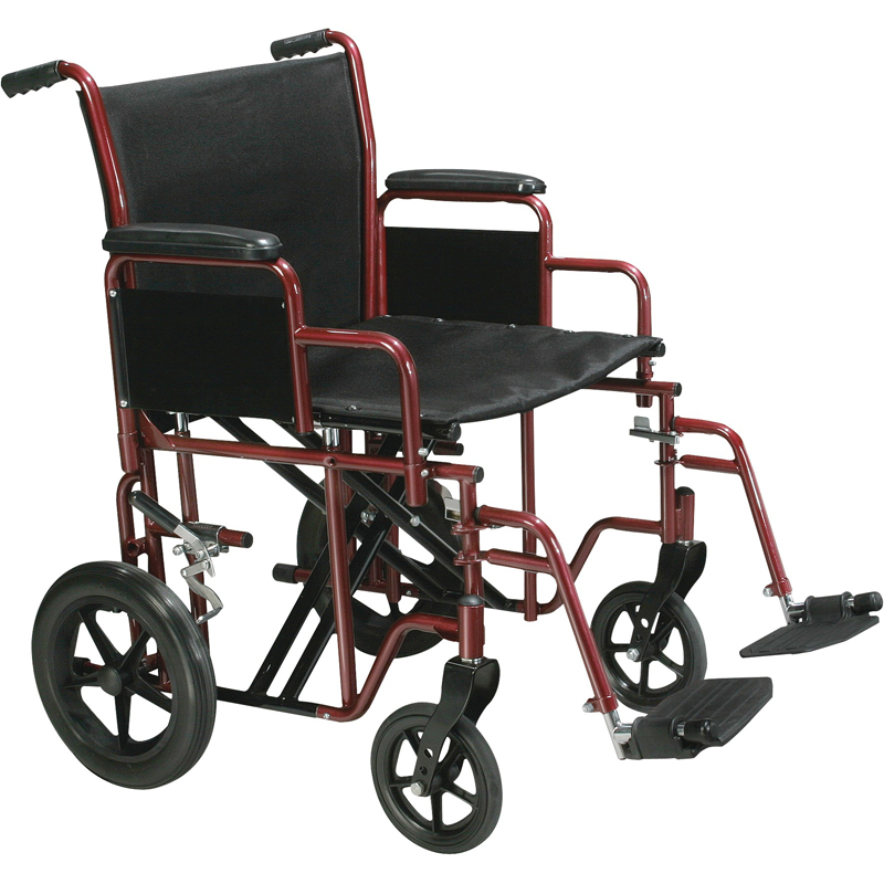 Drive Bariatric Steel Transport Chair Parts