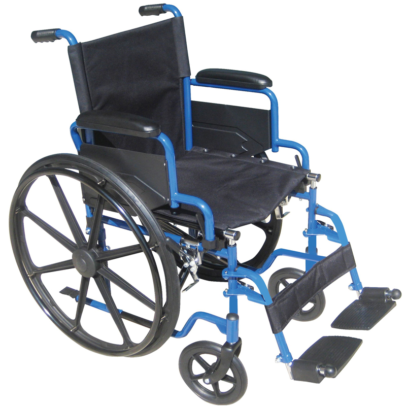 Drive Blue Streak Wheelchair Parts