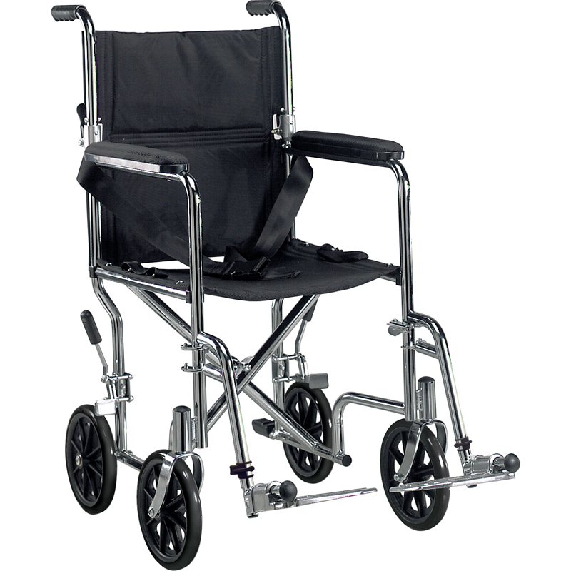 Drive Deluxe Go-Kart Steel Transport Chair Parts