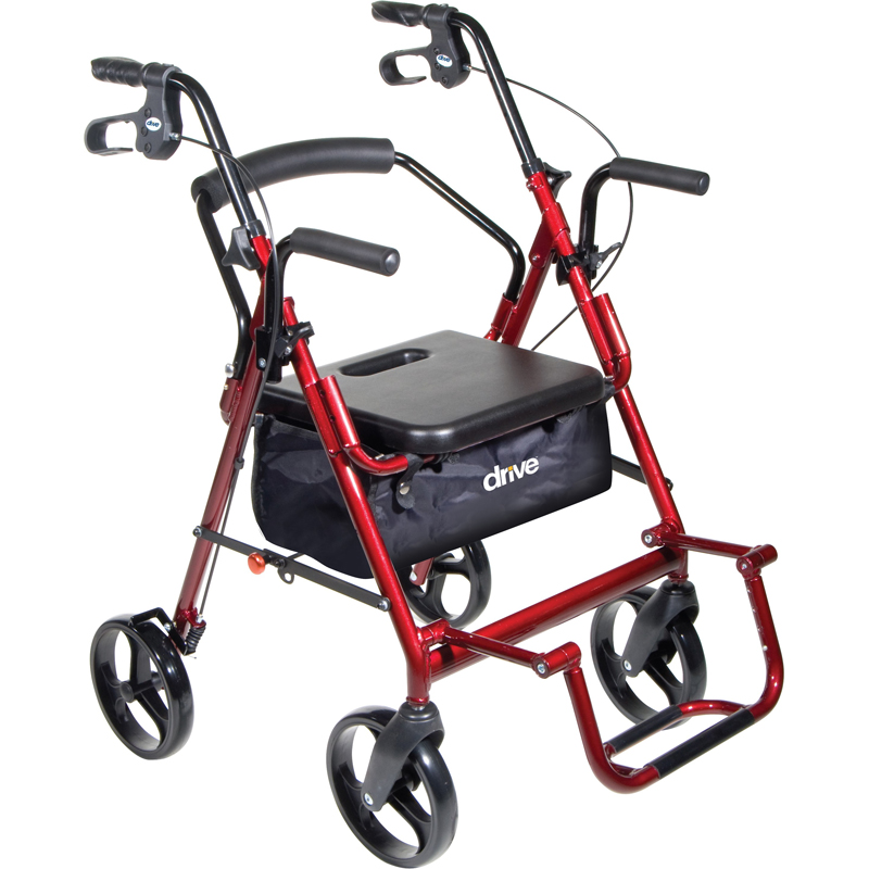 Drive Medical Duet Rollator/Transport Chair (795) Parts