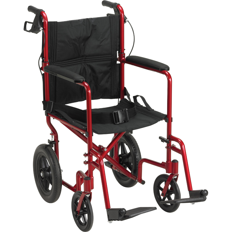 Drive Lightweight Expedition Aluminum Transport Chair Parts