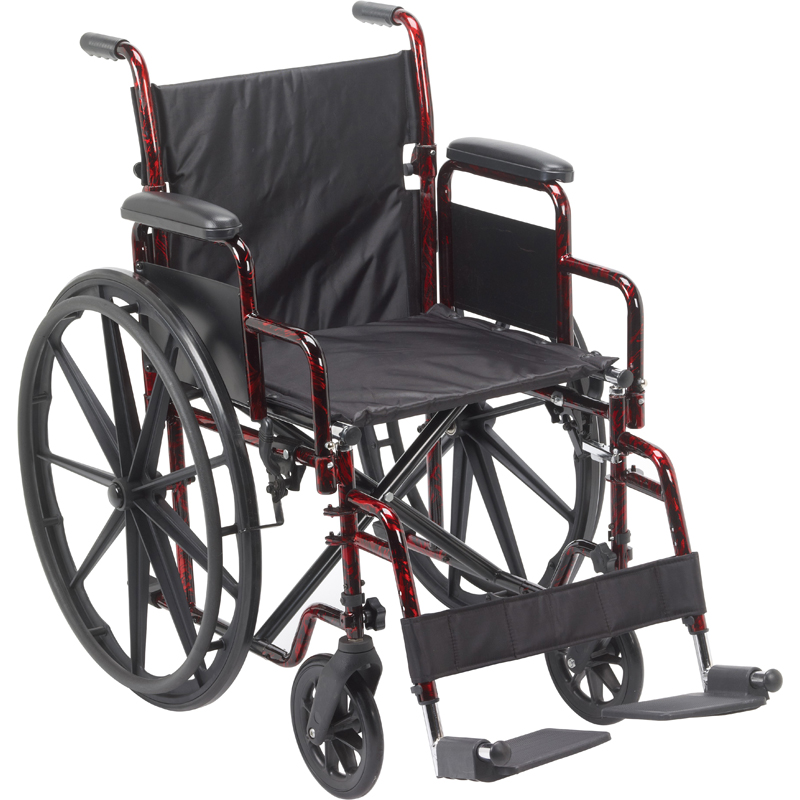 Drive Rebel Wheelchair Parts