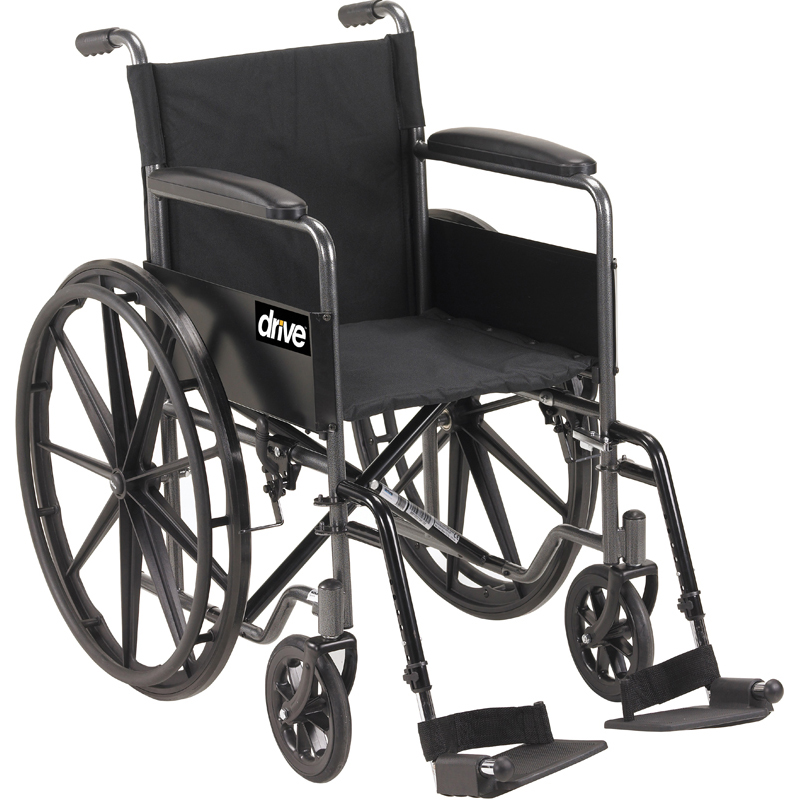 Drive Silver Sport 1 Wheelchair Parts