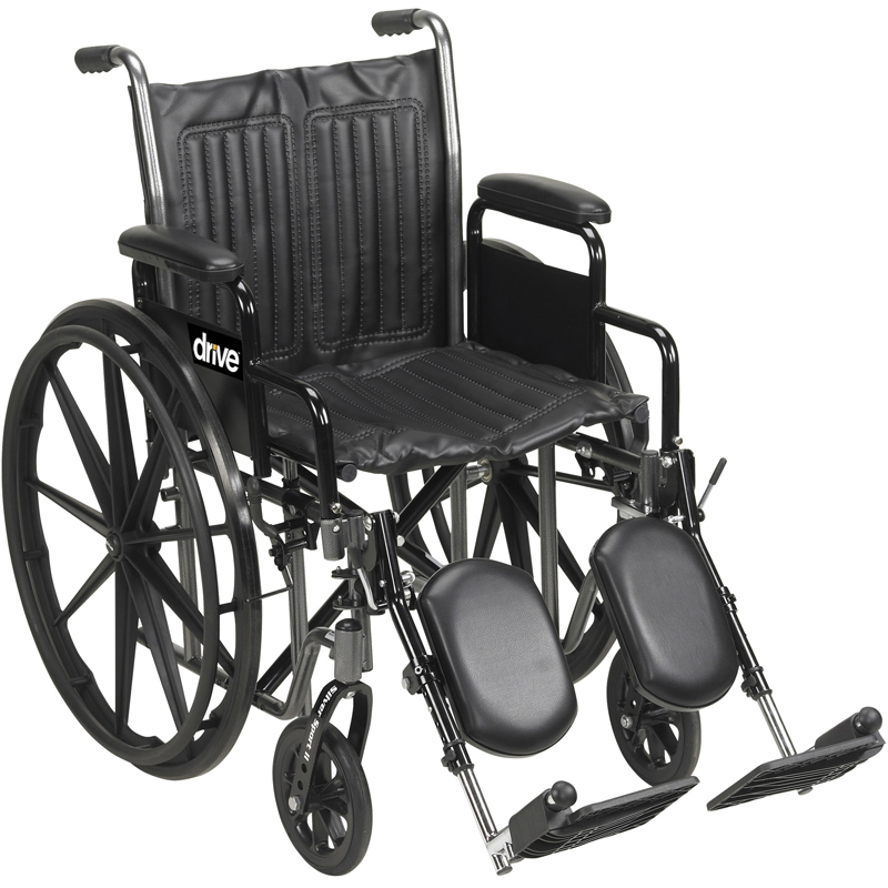 Drive Silver Sport 2 Wheelchair Parts