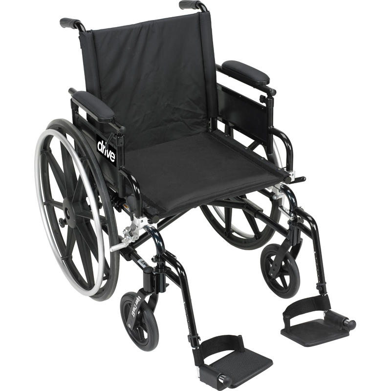 Drive Viper Plus GT Wheelchair Parts