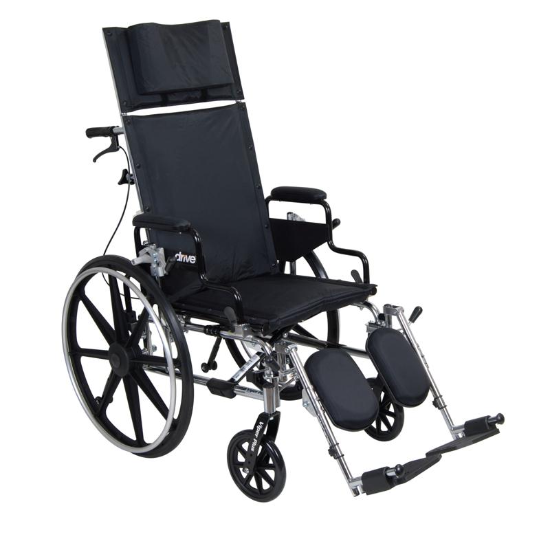 Drive Viper Plus Reclining Wheelchair Parts