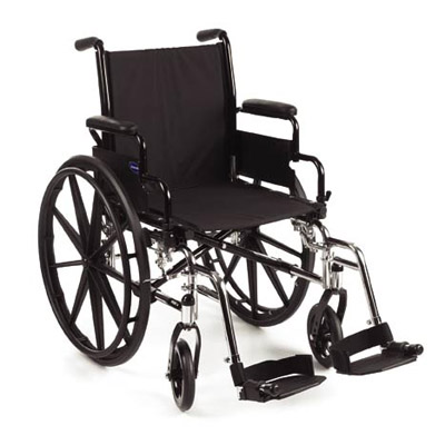 Invacare 9000 SL Lightweight Manual Wheelchair Parts