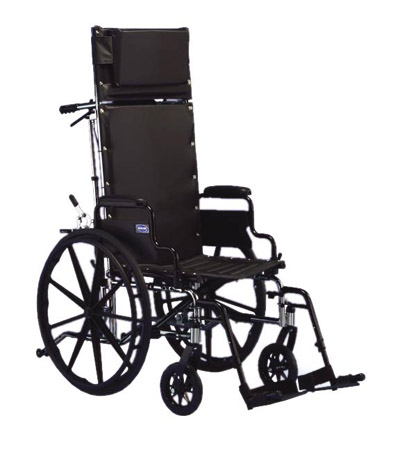 Invacare 9000 XT Recliner Manual Wheelchair Parts