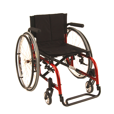 Invacare MVP Jr Pediatric Manual Wheelchair Parts