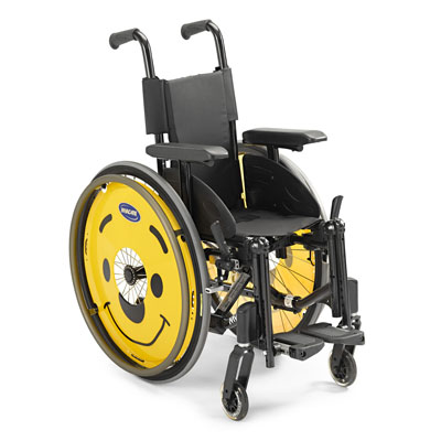 Invacare MyOn Jr Pediatric Manual Wheelchair Parts